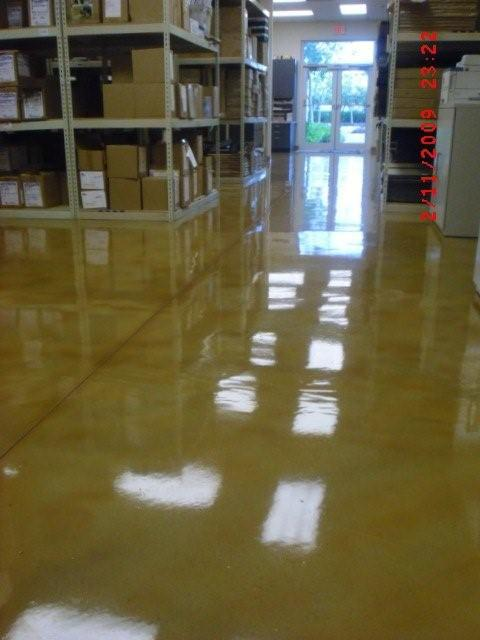 Ft Lauderdale Floor Waxing Tile Services Buffing Vct